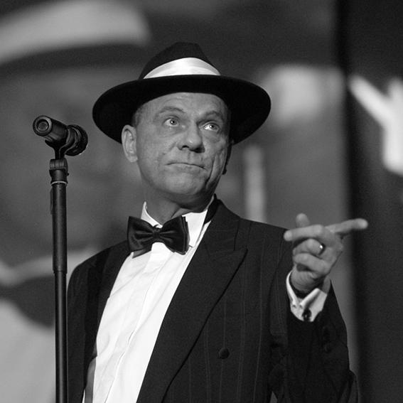 Die Frank Sinatra Story im Reichshof in Bayreuth